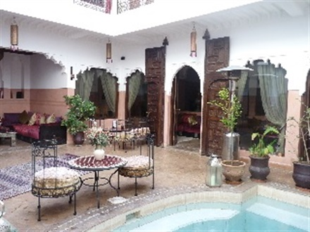 Imagine principala RIAD ANYA  Marrakech
