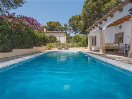 Imagine principala Cala Major Three Bedroom  Cala Mayor