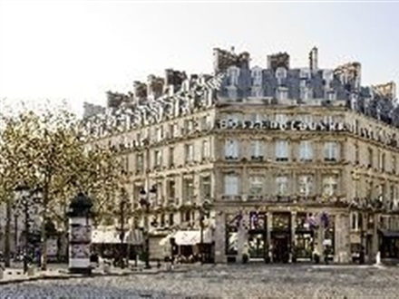 Imagine principala Hotel Du Louvre In The Unbound Collection By Hyatt  Arr1 Louvre Tuileries
