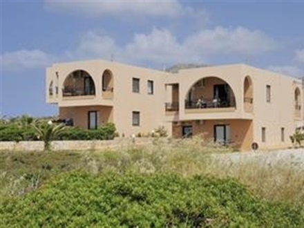 Imagine principala Hotel Nanakis Beach Apartments  Chania Stavros