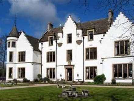 Imagine principala Kincraig Castle Hotel  Inverness