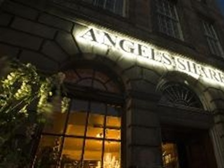 Imagine principala Angels Share Hotel  Edinburgh