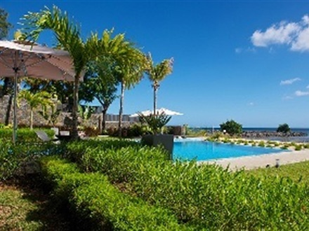 Imagine principala Plage Bleue Beachfront Luxury Apartments  Mauritius Islands