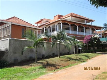Imagine principala Airport View Hotel  Entebbe