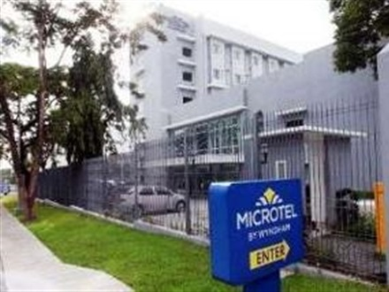 Imagine principala Microtel By Wyndham Up Technohub  Quezon City