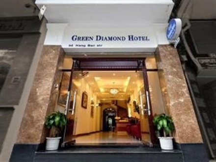 Imagine principala Green Diamond Hotel  Orasul Hanoi