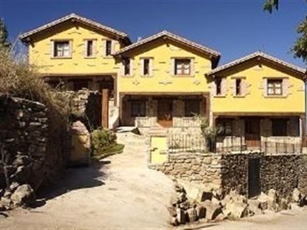 Casa rural acebuche plasencia extremadura spania - Terenes casa rural ...