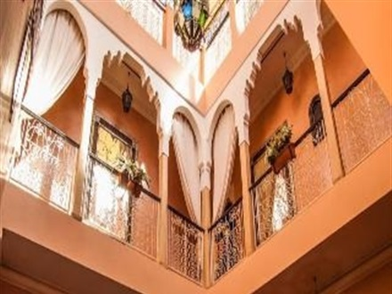 Imagine principala Riad Bahia  Marrakech