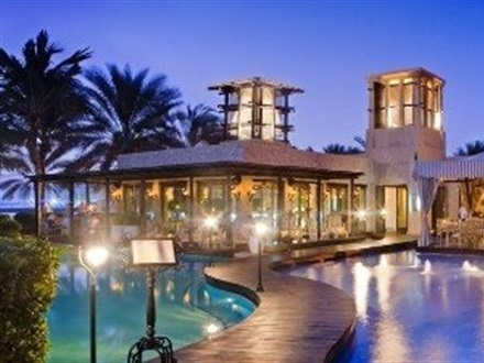 Imagine principala Hotel One Only Royal Mirage Arabian Court  Dubai Jumeirah