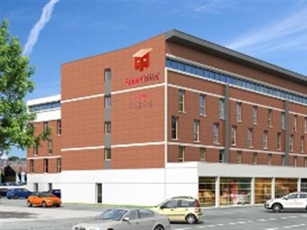 Appart hotel city park troyes regiunea paris franta for Appart hotel troyes