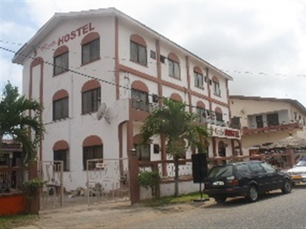 Imagine principala Pink International Hostel  Accra