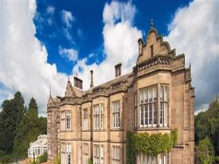 Imagine principala Hotel Matfen Hall Country House  Newcastle