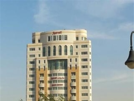 Imagine principala Marriott Executive Apartments Riyadh Convention  Riyadh
