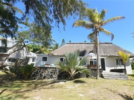 Imagine principala Veloutier Blanc Beachfront Villa  Mauritius Islands