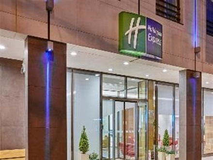 Imagine principala Holiday Inn Express Belgrade City  Belgrado