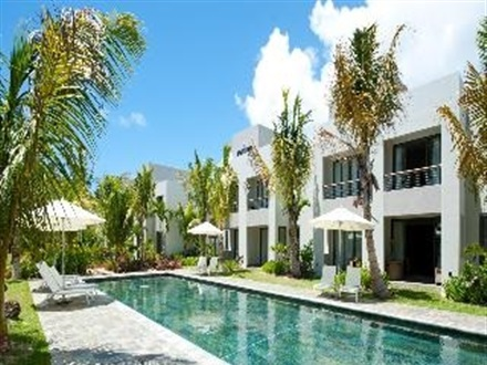Imagine principala La Residence Luxury Beach Apartment  Mauritius Islands