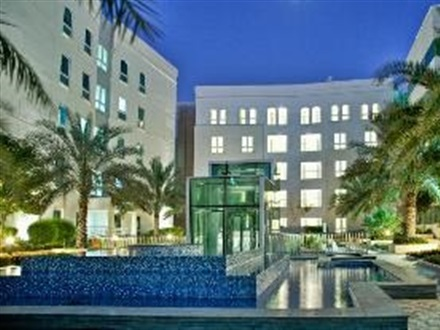 Imagine principala Millennium Executive Apartments Hotel  Muscat