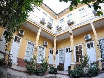 Hotel antikhan orasul izmir izmir turcia for 60 park terrace west