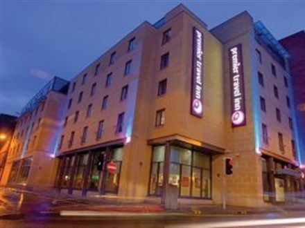 Imagine principala Premier Inn Edinburgh Lauriston Place  Edinburgh