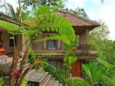 Book At Villa Prana Shanti Ubud Bali Island Indonesia Accommodation