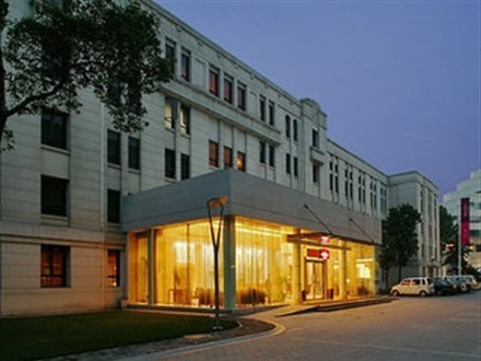 Imagine principala Hotel Grand Mercure On Renmin Square  Xian