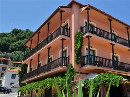 Imagine principala Hotel Kelly  Agios Ioannis Pelion