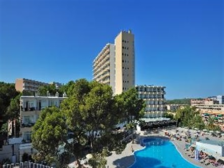 Imagine principala Hotel Sol Barbados  Magaluf