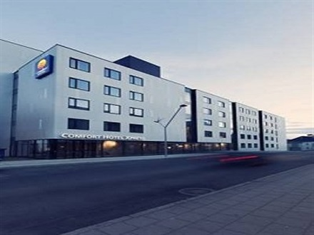 Imagine principala Comfort Hotel Xpress  Tromso