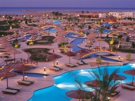 Long Beach Resort ex. Hilton Long Beach  Hurghada