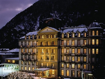 Lindner Grand Hotel Beau Rivage Classic  Interlaken