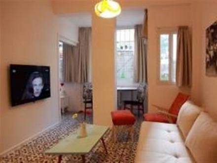 Imagine principala Boutique 1 Bedroom Apartment In Tel Aviv Hov 51192  Orasul Tel Aviv
