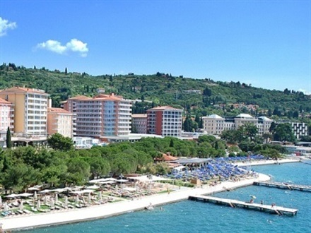 Imagine principala Grand Hotel Portoroz Land View Minimum 3 Nights  Portoroz