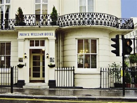 Hotel Prince William  Londra