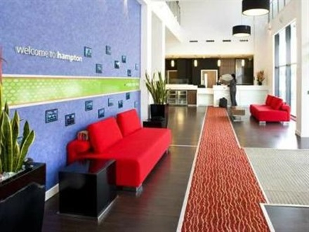Hampton By Hilton City Centre Earlybook  Liverpool