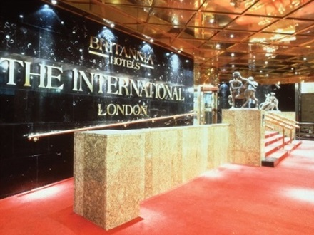 Britannia International  Londra