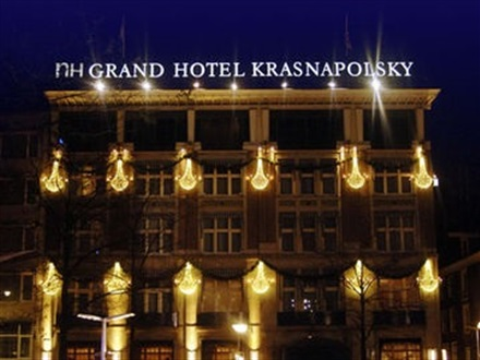 Nh Collection Grand Hotel Kras  Amsterdam