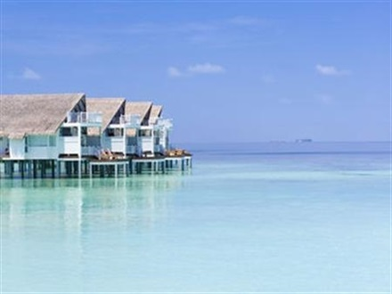Imagine principala Centara Grand Island  South Ari Atoll
