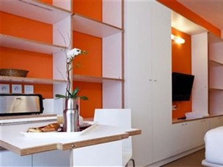 Residence Hoteliere Temporim Lyon Cite Internation  Lyon