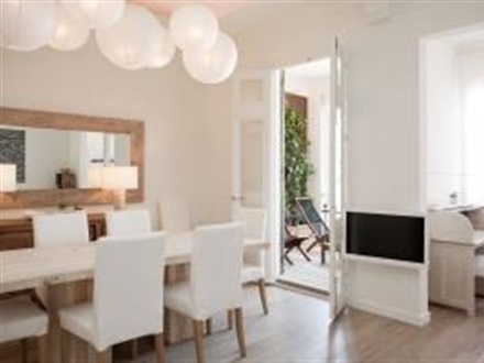 4 Bedroom Casanova Luxury Apartment With Terrace Hoa 55347  Barcelona