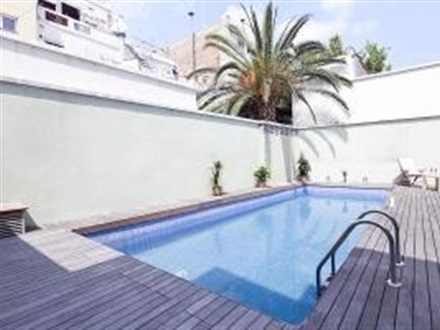 Imagine principala Gracia Holiday Pool B Ii 3 Bedroom Apartment Msb 56041  Barcelona