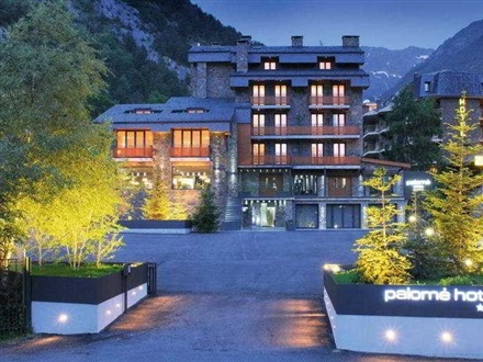 Palome  Andorra and