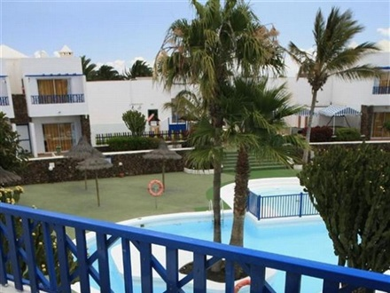 Hotel Club Siroco Apartments  Lanzarote