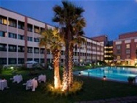 Imagine principala Courtyard By Marriott Rome Fiumicino Airport  Roma