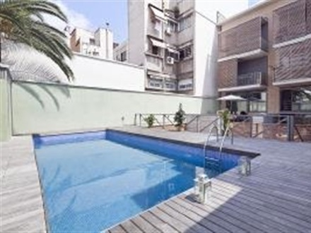 Gracia Holiday Pool B Ii 3 Bedroom Apartment Msb 56041  Barcelona