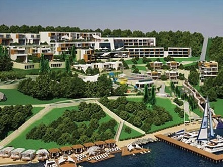 Jw Marriott Bodrum Deluxe Land View  Bodrum