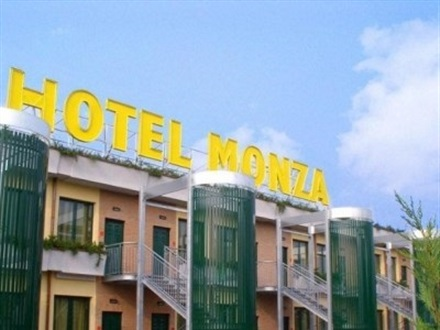 As Hotel Monza 15Km From Milan  Milano