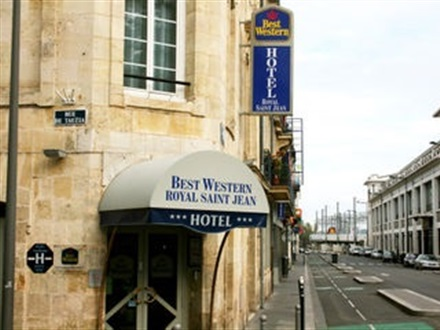 Best Western Hotel Royal St Je  Bordeaux