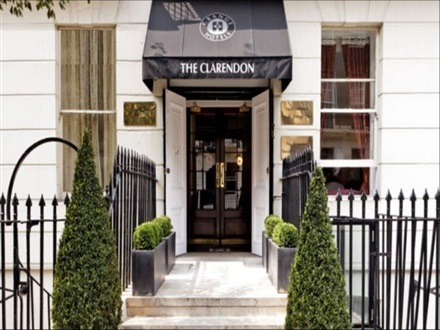 The Clarendon Grange  Londra
