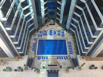 Book At Ghaya Grand Hotel Apartments Dubai Dubai Metropolitan Area United Arab Emirates Accommodation