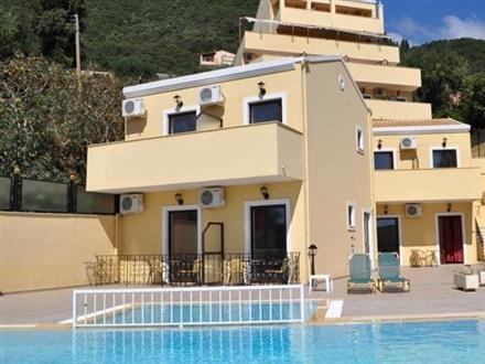 Book at corfu secret boutique hotel ipsos corfu island for Secret hotel booking